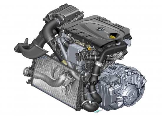 Vauxhall Insignia BiTurbo Diesel
