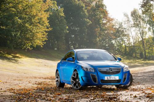 2012 Vauxhall Insignia VXR SuperSport реализует потенциал производительности