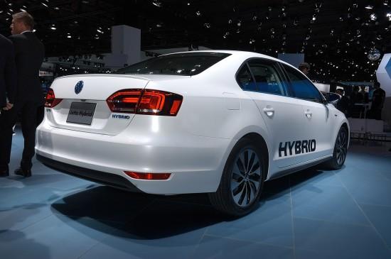Volkswagen Jetta Hybrid Detroit