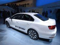 2012 Volkswagen Jetta Hybrid Detroit 2012, 2 of 3