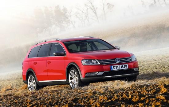 Volkswagen Passat Alltrack UK