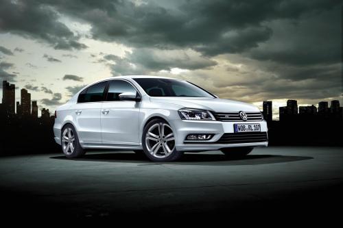 2012 Volkswagen Passat R-Line - Цена €30 225