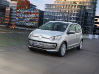 2012 Volkswagen up! 4-door, 6 of 11