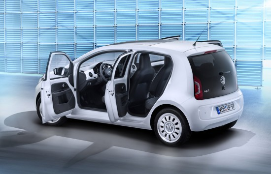 Volkswagen up! 5-door