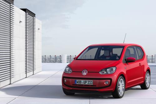 Volkswagen с четырьмя наградами на какой машине?
