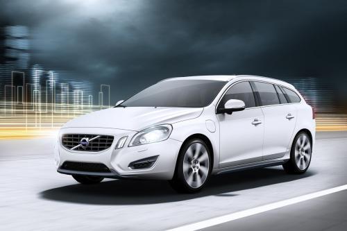 2012 Volvo V60 Plug-in Hybrid [видео]
