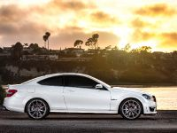 2012 Vorsteiner Mercedes-Benz C63 AMG Coupe, 5 of 7