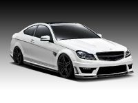 2012 Vorsteiner Mercedes-Benz C63 AMG, 1 of 2