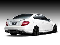 2012 Vorsteiner Mercedes-Benz C63 AMG, 2 of 2