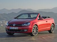 2012 Volkswagen Golf VI Cabriolet, 1 of 6