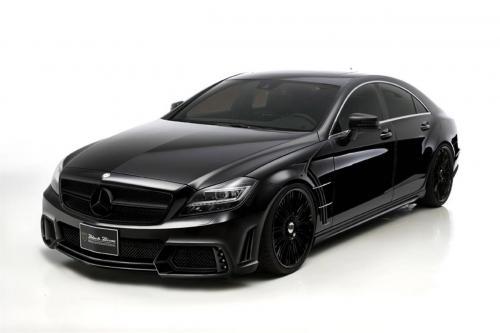 2012 Wald Mercedes-Benz CLS Black Bison