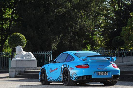 Wimmer RS Porsche GT2 RS