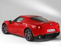 2013 Alfa Romeo 4C Launch Edition, 3 of 7