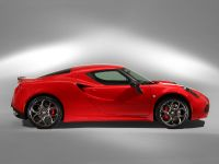 2013 Alfa Romeo 4C Launch Edition, 4 of 7