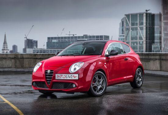 Alfa Romeo MiTo Live Limited Edition