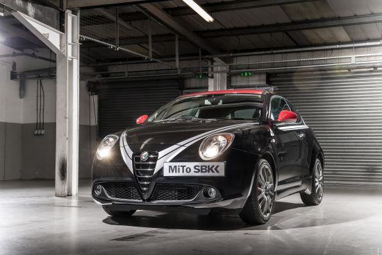 Alfa Romeo MiTo Quadrifoglio Verde SBK Limited Edition