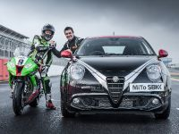 2013 Alfa Romeo MiTo Quadrifoglio Verde SBK Limited Edition, 13 of 13