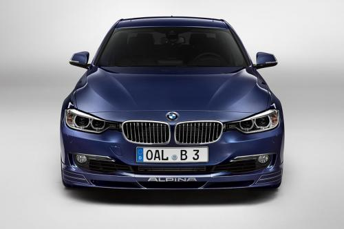 2013 BMW Alpina B3 Bi-Turbo - Максимальная скорость 306 км/ч