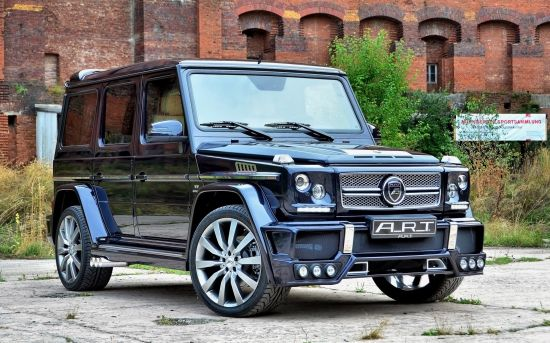 ART Mercedes-Benz G55 AMG Streetline 65