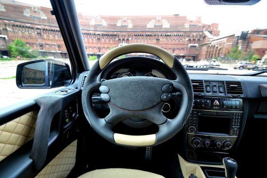 ART Mercedes-Benz G55 AMG Streetline 65