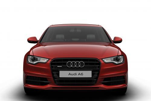 Audi A6 и A7 Black Edition модели