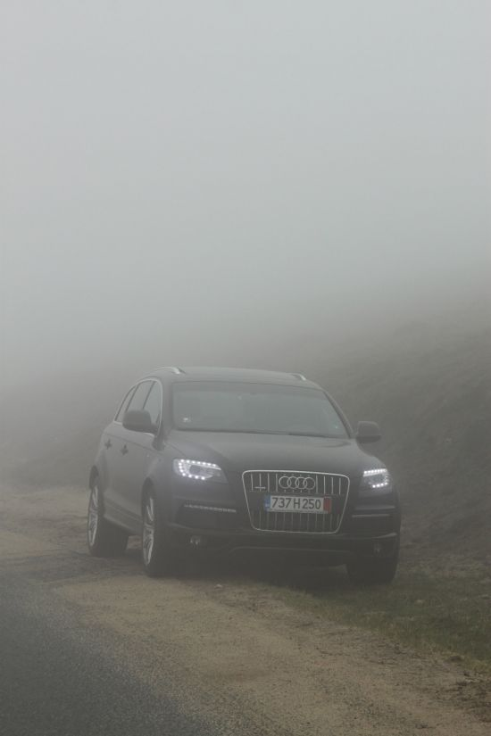 Audi Q7 Test Drive