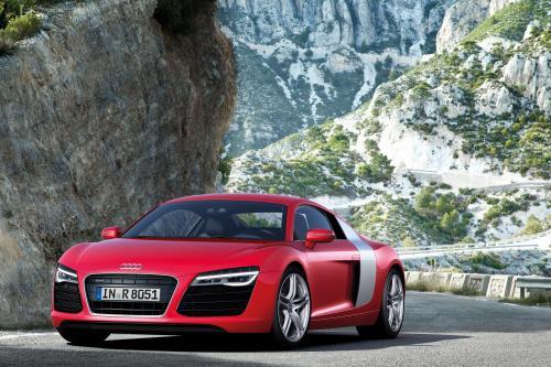 Audi R8 V10 Plus - лучшие из лучших