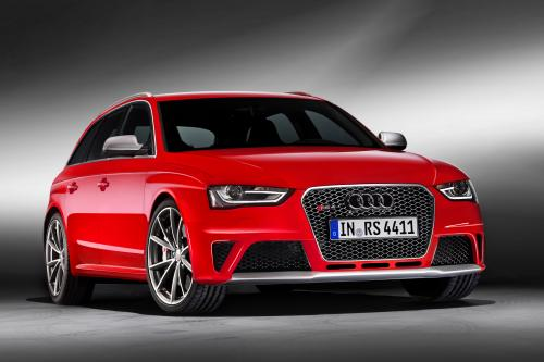 Новый Audi RS 4 Avant