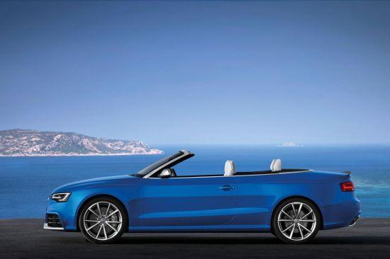 Audi RS5 Cabrio