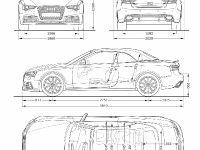 2013 Audi RS5 Cabrio, 12 of 12