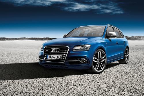 2013 Audi SQ5 TDI Exclusive Concept, чтобы сделать Официальный дебют в Париже