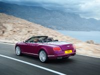 2013 Bentley Continental GT Speed Convertible, 5 of 9
