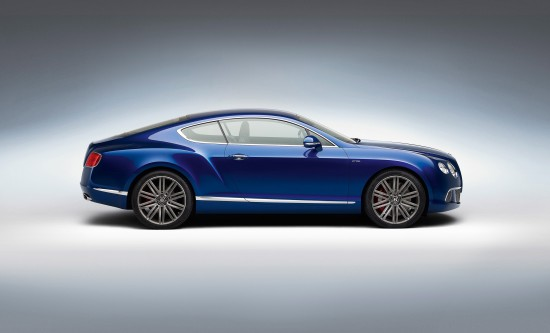 Bentley Continental GT Speed ()