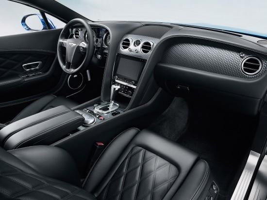 Bentley Continental GT Speed ()