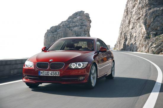 BMW 3-Series E92 LCI 335i