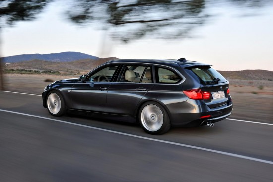 BMW 3-Series Touring