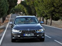 2013 BMW 3-Series Touring, 13 of 43