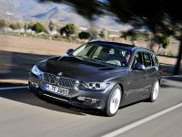2013 BMW 3-Series Touring, 18 of 43