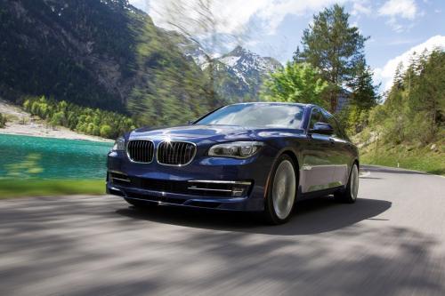 2013 BMW Alpina B7 super-high performance luxury sedan