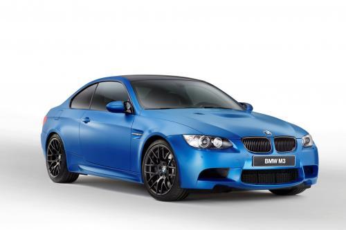 2013 BMW M3 Coupe Frozen Limited Edition предлагается в трех цветовых вариантов