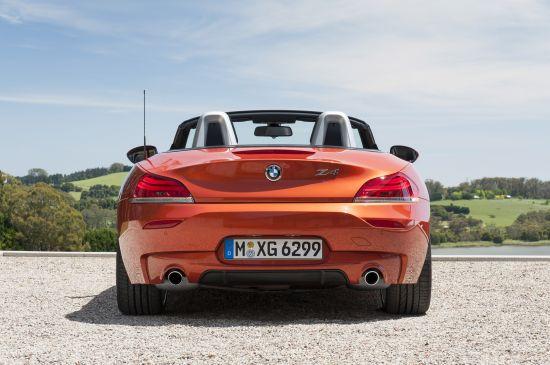 BMW Z4 sDrive18i