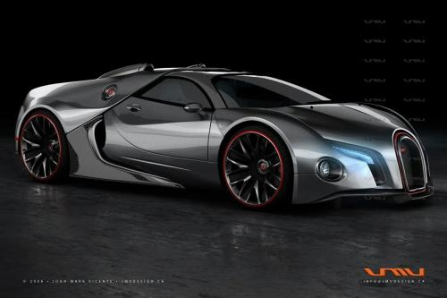 На следующий Bugatti Veyron