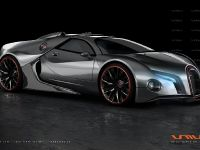 2013 Bugatti Veyron, 1 of 6