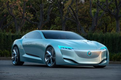 Премьера Для Buick Riviera Concept Vehicle