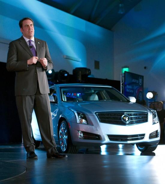 2013 Cadillac ATS Detroit