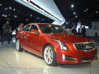 2013 Cadillac ATS Detroit 2012