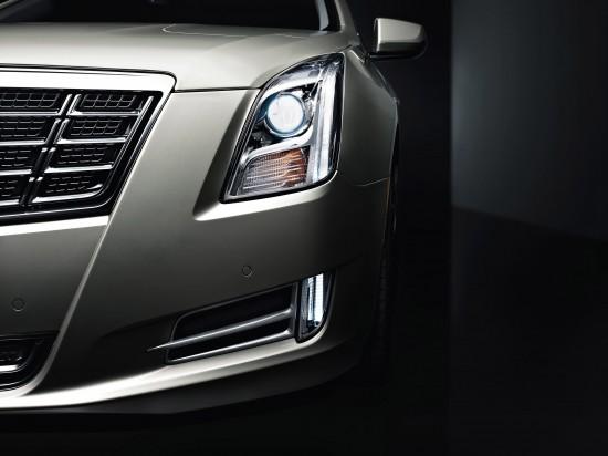 Cadillac XTS Lighting