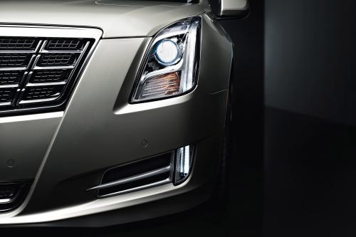 2013 Cadillac XTS освещение - роскошь и вдохновение