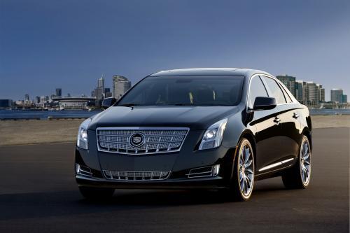 Cadillac XTS это роскошь и красота – смотрите фотографии ниже