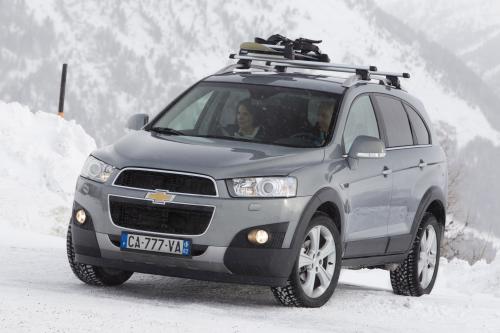 2013 Chevrolet Captiva - Великобритании по цене £21,295